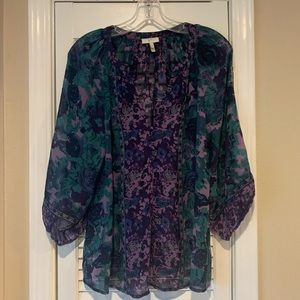 JOIE TOP COLORFUL AND BEAUTIFUL